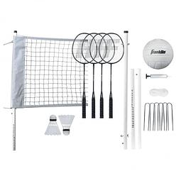 Set Profesional Volleyball Badminton Franklin