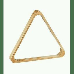 Triángulo de madera 2 1/4''