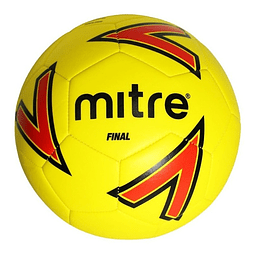 Balón Football N°5 Mitre Final