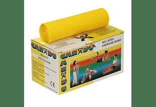 Banda Elástica Amarilla 6 yardas (5,5 metros)