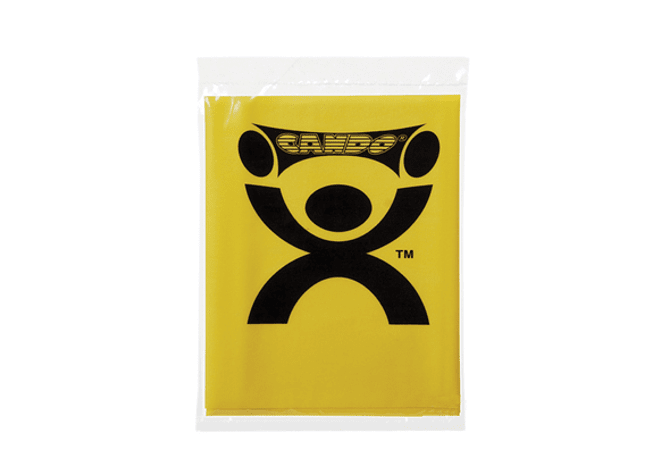 Banda Elástica Amarilla de 120 cm