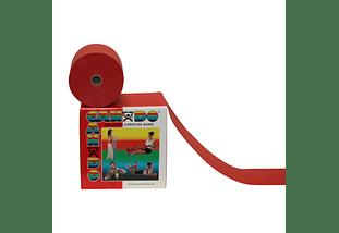 Banda Elástica Roja 45m