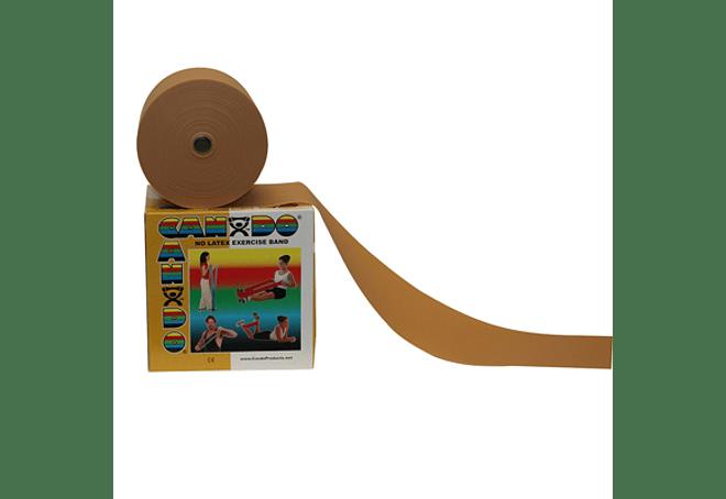 Banda Elástica Oro 50 yardas (45.5 metros)