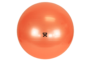 Pelota de Ejercicio inflable CanDo®  Naranjo - 55 cm