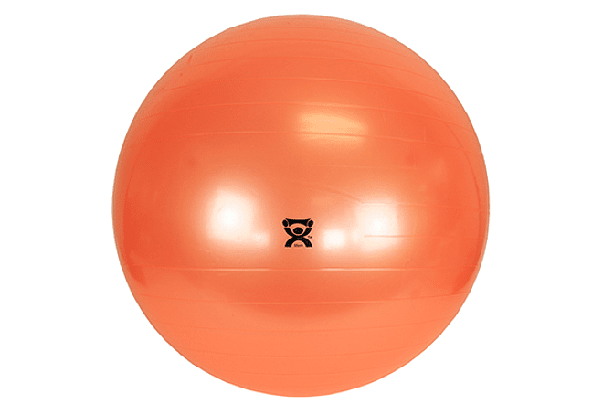 Pelota Propiocepción CanDo®  Naranjo - 55 cm
