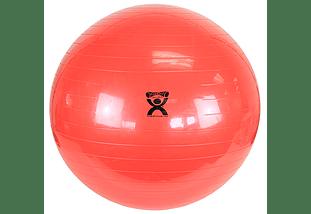 Pelota de Ejercicio inflable CanDo®  Roja - 75 cm