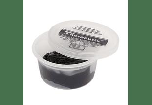 Theraputty® CanDo® Masa Terapéutica 2 oz Color Negro X Firm