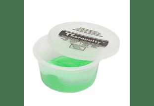 Theraputty® CanDo® Masa Terapéutica 2 oz Color Verde Medium