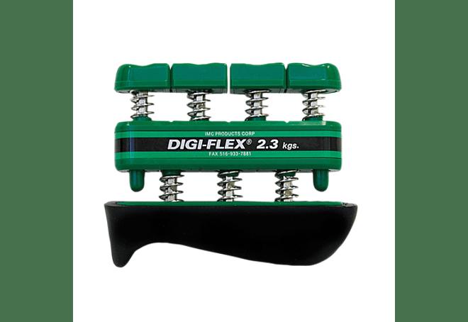 Digi-Flex® CanDo® Ejercitador de mano Verde, Medium