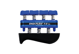 Digi-Flex® CanDo® Ejercitador de mano Azul, Heavy