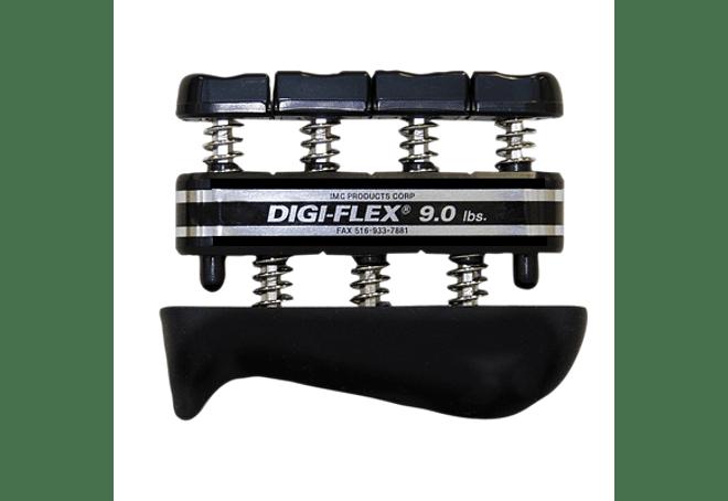 Digi-Flex® CanDo® Ejercitador de mano Negro, X Heavy