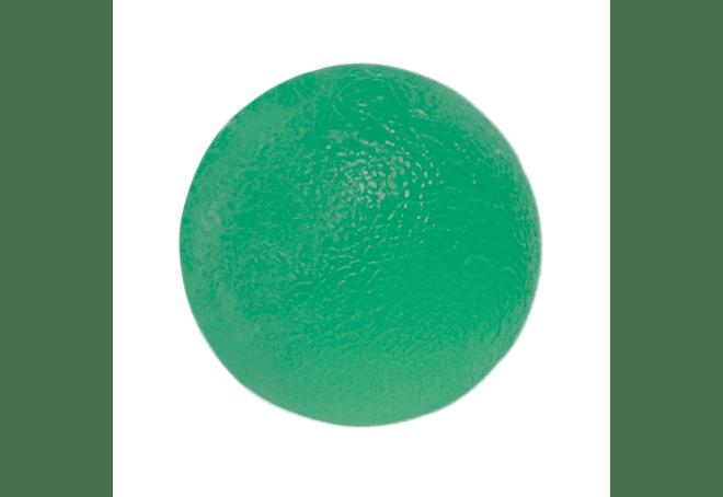 Pelota de Mano CanDo® Tamaño Standar, Color Verde Medium