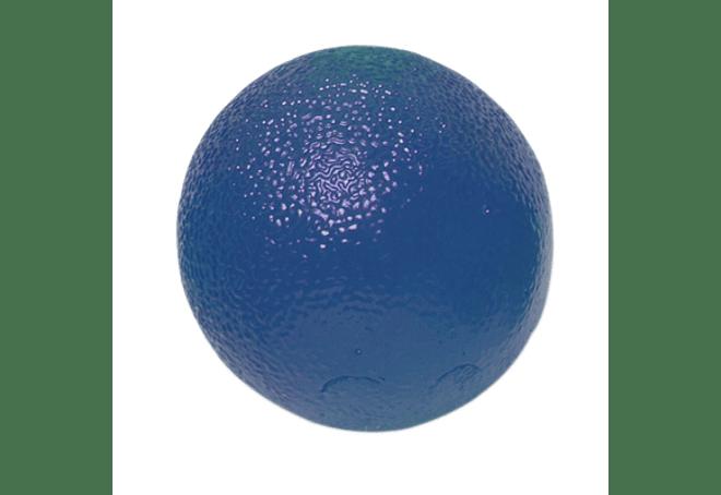 Pelota de Mano CanDo® Tamaño Standar, Color Azul Heavy