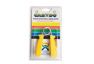 Ergonomic Hand Grip CanDo®  Color Amarillo, X light