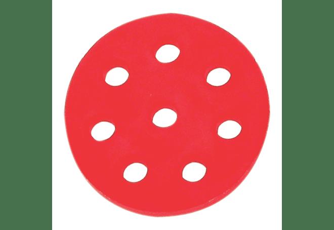 TheraBand® Xtrainer Ejercitador de mano Color Rojo, principiante