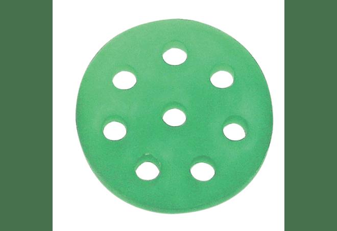 TheraBand® Xtrainer Ejercitador de mano Color Verde, intermedio