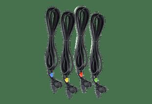Set Cables Compex