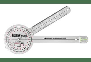 Goniómetro Plástico con Burbuja
