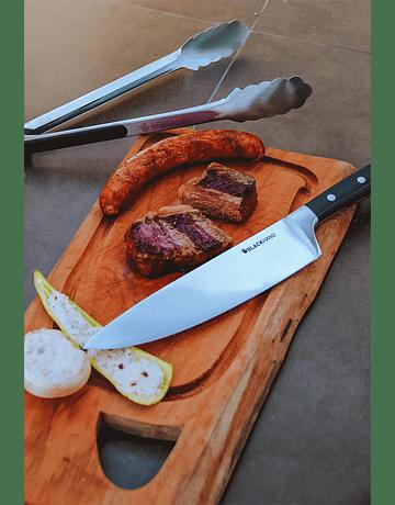 Cuchillo BlackHand 8´´ + Afilador
