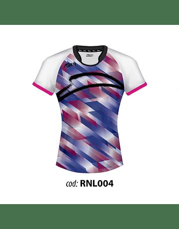 Camiseta de entrenamiento rugby RNL004