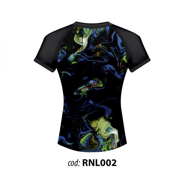 Camiseta de entrenamiento rugby Mujer RNL002