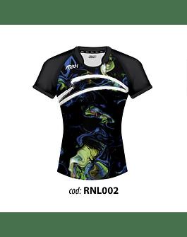 Camiseta de entrenamiento rugby RNL002