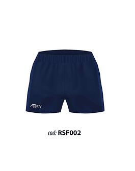 Short Rugby Dama RSF002