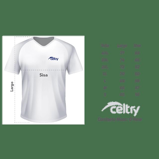 Camiseta Juego Estándar Hombre RNO004