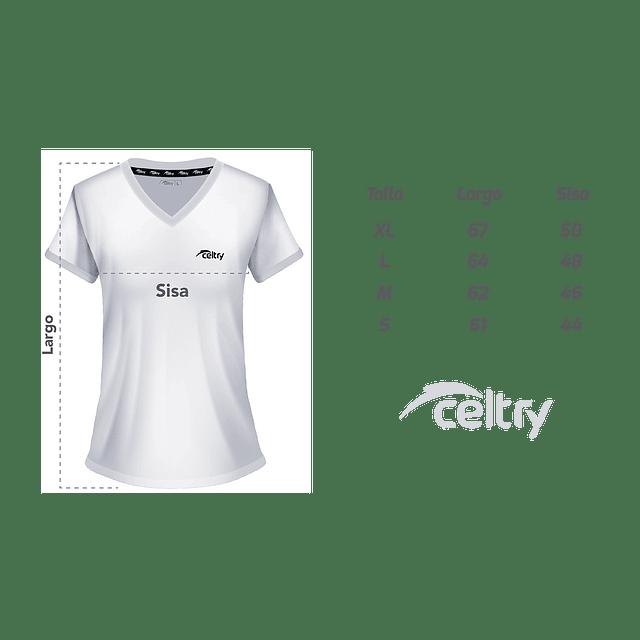 Polera Gym Mujer RCM001