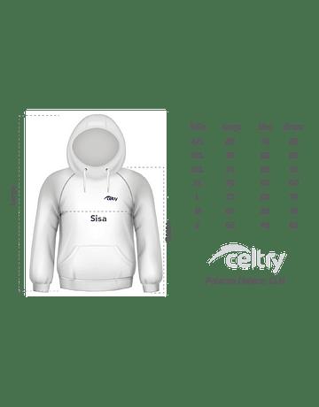 POLERON CANGURO UNISEX RH004