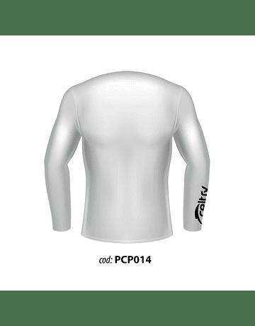 Primera capa polo manga larga PCP014