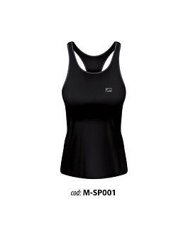 Sudadera Run Dama M-SP001