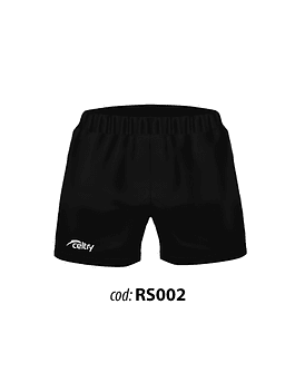 Short de rugby Varón RS002