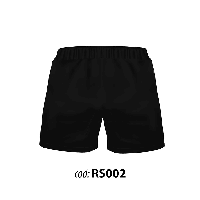 Short Rugby Hombre RS002
