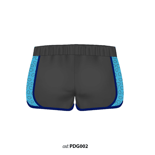 Short Deportivo Mujer PDGOO2