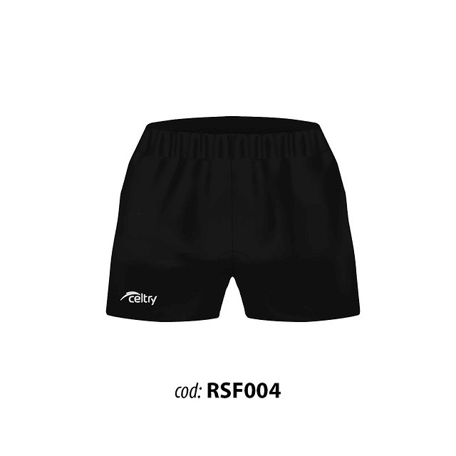 Short Rugby Mujer RSF004