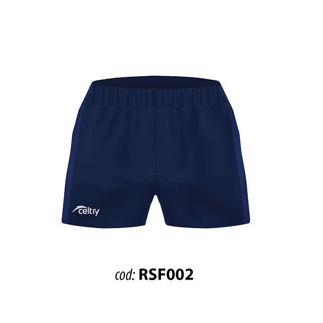 Short Rugby Mujer RSF002
