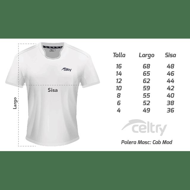 Camiseta Juego Corte Ajustado Hombre RT002