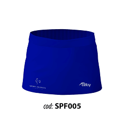Falda con calza Juego Mujer Sport Frances