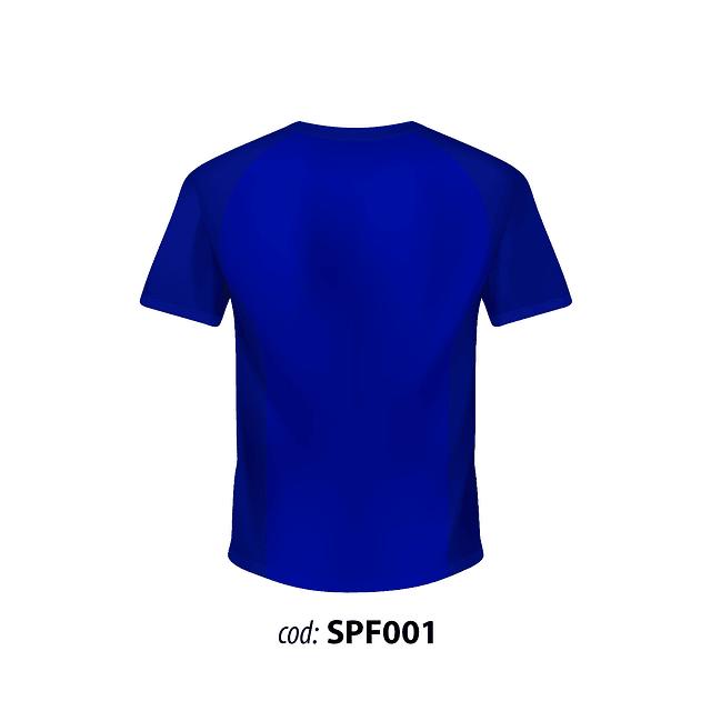 Camiseta Futbol Hombres Sport Frances