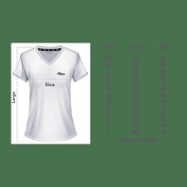 Polera Deportiva Mujer PD015