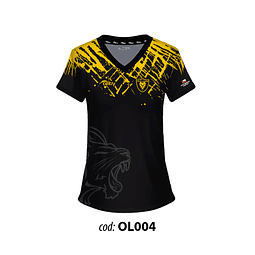 Polera calentamiento Rugby Old Lions Mujer