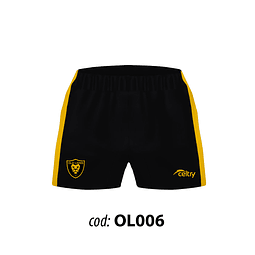Short Rugby Old Lions Mujer