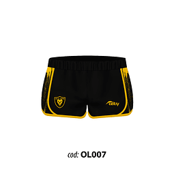 Short Deportivo Old Lions Training Mujer