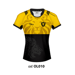 Camiseta Rugby Old Lions Mujer