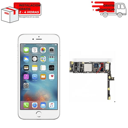 Ic Touch Iphone 6