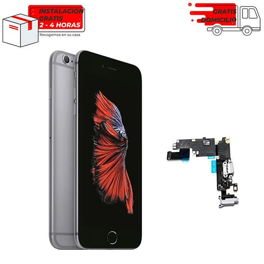 Flex de Carga Iphone 6s