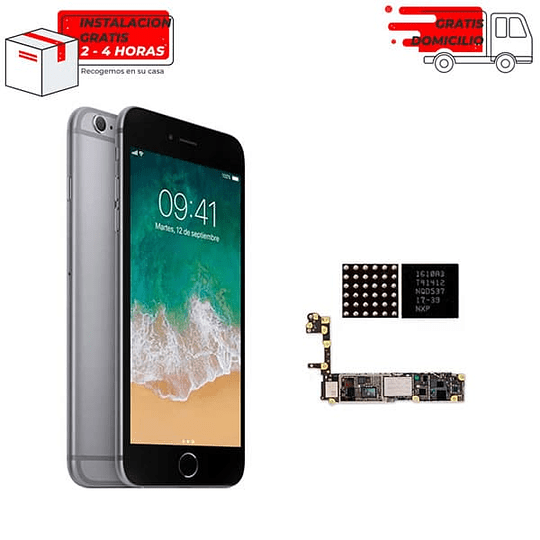 Ic de carga Iphone 6s