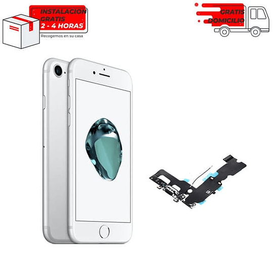 Flex de Carga Iphone 7