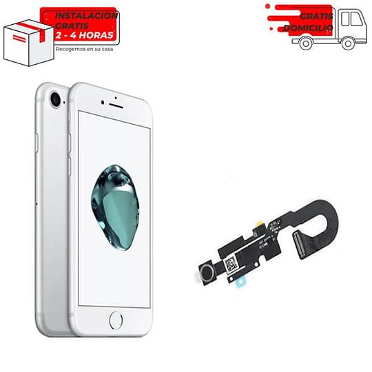 Flex cámara Frontal Iphone 7